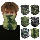 Bike Face Scarf Neck Gaiter Outdoor Bandana Tube Head Shield Comfort Mouth Cover