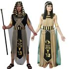 Men Pharaoh Costume Egyptian Outfits Party Accessories Adult Halloween Cosplay