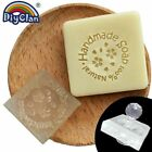 Handmade Soap Making Stamp Resin Stamps Moulding Clay Acrylic Pattern DIY Styles