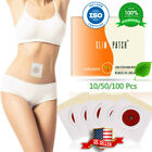 100Pcs Slim Patch Magnetic Slimming Weight Loss Burn Fat  ALL NATURAL Pads ISO