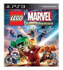 LEGO Marvel Super Heroes for Sony PlayStation 3 (PS3) Complete MINT FREE SHIP