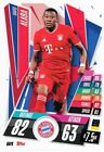 MATCH ATTAX 2020/21 20/21 CHAMPIONS LEAGUE BASE CARDS - SPAIN/ ENGLAND/ GERMANY
