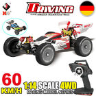 Wltoys XKS 1/14 2.4G 4WD 60km/h RC Auto Ferngesteuertes Offroad Buggy Racing Car