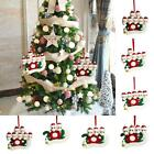 2020 Xmas Christmas Tree Hanging Family Ornament Decorate Best