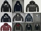 NWT Abercrombie Fitch A&F Hollister Mens Hoodie