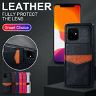 Case For Iphone 11 Pro Xr X 7 8 Plus Leather Stand Holder Wallet Slot Card Cover