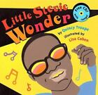Little Stevie Wonder by Quincy Troupe & Lisa Cohen (Hardcover w/Dust Jacket, CD)
