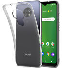CoverON FlexGuard TPU Phone Cover Case for Cricket Ovation / AT&T Radiant Max