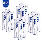 AA 3000mAh / AAA 1200mAh Lithium Batteries Leakproof Non-rechargeable +Box