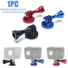 1Pcs Hot Durable Colorful Aluminum Thumb Knob Screw Bolt Tripod Mount Adapter