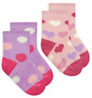 Baby Girls Socks 1 Pair Fluffy Winter New Kids Socks with Grippers UK Size 0-5.5