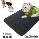 Cat Litter Mat Waterproof Double Layer Litter Tray Pet Pads for Cats House Clean
