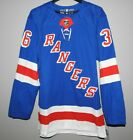 Authentic Adidas NHL New York Rangers #36 Hockey Jersey New Mens Sizes $190