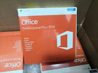 Microsoft Office 2016 Professional Plus  Brand New & Sealed Box