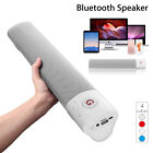 10W Soundbar bluetooth Speaker Wireless Stereo Loud Super Bass Sound Aux  A