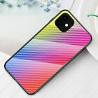 Hybrid Glass Back Case Cover For Samsung Galaxy A21s A11 A21 A31 A51 A71(5G) M31