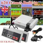 620 In 1 Games Classic Mini Console For Nes Retro With Gamepads For Nintendo Uk❀