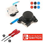 Analog Thumb Stick for Nintendo Switch Joy Con Left Right Repair Kit Tools Grips