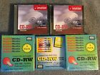 CD-R & CD-RW Discs●Lots of 20 to 200●Various Brands●650 to 700 MB●4X to 52X