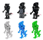 NEW MINIFIGURES lego MOC Super Heroes Halloween Green Blue One-Eyed Crystal Cycl