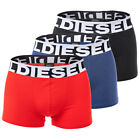 Diesel Men Boxershorts 3 Pack - Umbx-Shawnthreepack, Choice of Colours S M L XL