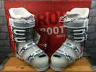 ROSSIGNOL LADIES ALLTRACK 70 WHITE SILVER SKI BOOTS RRP £215 VARIOUS SIZES AD