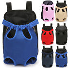 Pet Carrier Backpack Adjustable Backpack Front Cat Carrier Travel Bags Legs Out