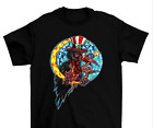 BLACK CROWES - Three Snakes And One Charm  funny vintage men wwomen s-3xl shirt