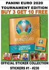 PANINI EURO 2020 TOURNAMENT EDITION STICKER COLLECTION - #1 - #230