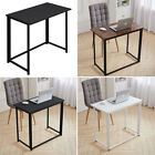 80cm Foldable Computer Desk Folding Laptop Study Writing PC Table Home Office...