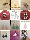 Uk Faux Druzy Earrings Necklaces Womens Girls Drusy Fashion Jewellery Gifts Mums