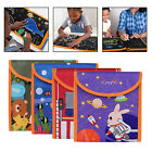 Erasable Drawing Pad Toys, Reusable Drawing Doodle Book, Portable Writing and