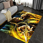 TRENDY GAME AREA RUG FOR LIVING ROOM - 3D Game Area Rugs, Gamer Living Room D...