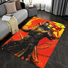 HOT GAME - Gamer Living Room Decor Area Rugs, 3D Game For Living Room Floor D...