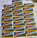 Lot of 21 NOS Vintage Hillview California Select Melons Produce Crate/Can Labels