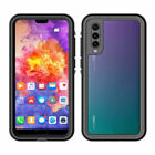 Waterproof Shockproof Case Full Cover For Huawei P40 P30 Pro Lite Mate 20 Pro
