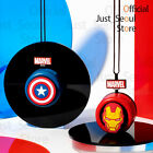 Official Marvel Necklace Bladeless Mini Fan USB Charge Handy Fan+ Free Express