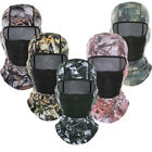 Outdoor Sport Breathable Camo Full Face Mask Balaclava Tactical Hood Hunting Hat