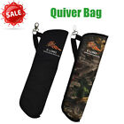 Archery Arrow Quiver Bag for Outdoor Hunting Shoot Easy Carry Holder Lightweight