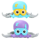 Funny Cartoon Wind Up Floating Octopus Floats Bath Toys Gift Party Favors