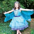Dragon Fly  Princess Child Fancy Dress Costume 3-11yr