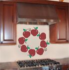 Apple Wreath Kitchen Wall Sticker Vinyl Decal Decor Art