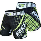 RDX MMA Shorts Grappling UFC Boxing Short Mens Muay Thai Fight Trunks Kick R2G