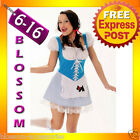 8112 Wizard of OZ Dorothy Fancy Dress Costume Outfit