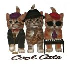 Cool Cats, Jazz Kitty, Cat Shirt, music gift, cat gifts