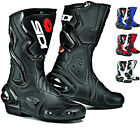 Sidi Cobra Motorcycle Boots Motorbike Racing Race Track Sport Bike CE All Sizes
