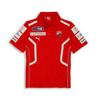 Polo M/C Homme Rouge  DUCATI PUMA  TEAM '11 - Toute Taille * NEUF *