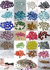 144 4mm IRON-ON RHINESTONE stone CRYSTAL BEAD craft customise tshirt diamante