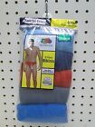 5 Men's Fruit of The Loom assorted color Fashion Bikini Briefs S-XL