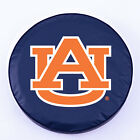 Auburn Tigers Navy Blue Vinyl Spare Tire Cover